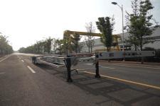 晟通14米32.1吨2轴铝合金集装箱运输半挂车(CSH9353TJZ)