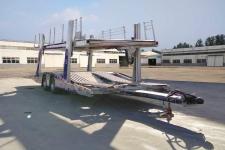锣响11.6米9.7吨2轴中置轴车辆运输挂车(LXC9180TCL)