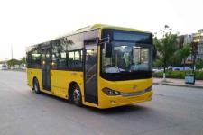 8.6米|15-28座宏远纯电动城市客车(KMT6861GBEV)