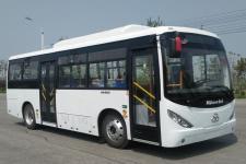 8.3米 15-31座舒驰纯电动城市客车(YTK6830GEV7)