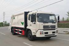 东风天锦12方压缩式垃圾车厂家直销
