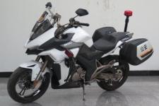轻骑牌QM300J型两轮摩托车图片