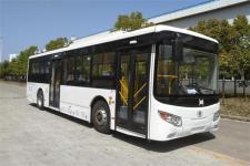 10.5米|19-37座星凯龙纯电动城市客车(HFX6107BEVG02)