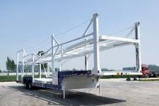 华威翔运13.8米17吨2轴乘用车辆运输半挂车(CYX9252TCC)