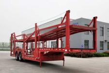 儒强13.8米17.4吨2轴乘用车辆运输半挂车(LZA9251TCC)