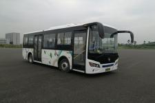 8.2米|23座恩纳德纯电动城市客车(HZK6820BEVH4)