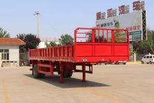 通亚达8.6米10吨1轴半挂车(CTY9130)