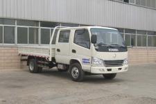 凯马国四单桥货车112马力1705吨(KMC1042Q33S4)