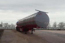 正康宏泰11.4米30.8吨3轴鲜奶运输半挂车(HHT9400GNY)