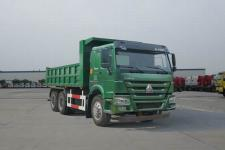 豪沃牌ZZ3257N3847E1型自卸汽车