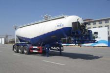 中集10.1米30.6吨3轴低密度粉粒物料运输半挂车(ZJV9400GFLYK)