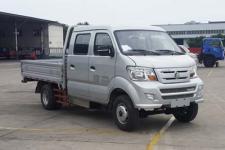 王牌牌CDW1031S2M5D型两用燃料载货汽车