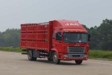 江淮格尔发国五单桥仓栅式运输车160-200马力5-10吨(HFC5141CCYP3K1A50S2V)