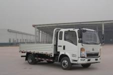 重汽HOWO轻卡国五单桥货车95-143马力5吨以下(ZZ1047F3315E145)