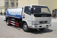 國五東風5方灑水車價格底價促銷直降8000元