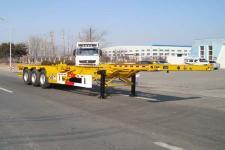 通华12.5米33.7吨3轴集装箱运输半挂车(THT9403TJZYK01)