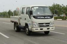 福田国五单桥两用燃料货车129马力995吨(BJ1032V3AL5-AF)