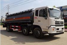 特运牌DTA5251GFWD5型腐蚀性物品罐式运输车