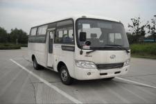 6米|10-19座海格客车(KLQ6609E5)