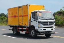 國五福田歐馬可易燃氣體運輸車價格直降8000