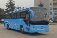 宇通牌ZK6125PHEVPG5型混合动力城市客车图片