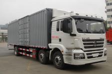 陕汽国五前四后四厢式货车245-301马力10-15吨(SX5250XXYMA9)