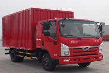 三环十通国五单桥厢式运输车129-143马力5吨以下(STQ5045XXYN5)