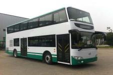 11.3米|37-70座金龙双层城市客车(XMQ6111SGN5)
