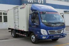 福田国五单桥厢式货车143-156马力5吨以下(BJ5043XXY-FF)