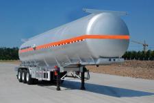 金碧11.7米31.2吨3轴腐蚀性物品罐式运输半挂车(PJQ9401GFW)