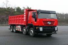 红岩牌CQ3316HMVG276LB型自卸汽车