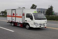大力国五单桥厢式货车61-87马力5吨以下(DLQ5032XRQB5)
