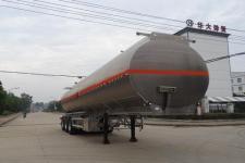 特运牌DTA9408GYYB型铝合金运油半挂车
