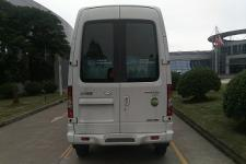 大通牌SH6631A4D5型客车图片4