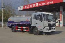 东风专底14-16吨洒水车