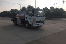 王牌易燃液體罐式運輸車價格
