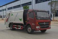 国5多利卡压缩式垃圾车(轴距3800)