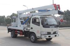 国五东风多利卡单排12米高空作业车