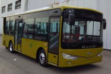 8.5米安凯HFF6850G03CHEV1插电式混合动力城市客车