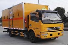 东风国五5米2毒性和感染性物品厢式运输车