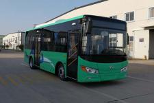 8米|13-30座晶马纯电动城市客车(JMV6800GRBEV1)