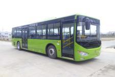 10.5米汉龙纯电动城市客车
