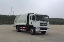 东风多利卡D9型压缩式垃圾车