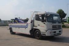 东风天锦13吨拖吊联体道路救援车