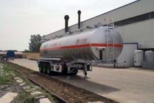 万事达11.2米32吨3轴易燃液体罐式运输半挂车(SDW9401GRYB)
