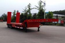 国世华邦12.5米28.5吨6轴低平板半挂车(XHB9400TDPXZ)