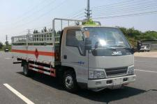 江鈴國五4米2氣瓶運輸車
