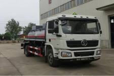 特运牌DTA5180GFWS5型腐蚀性物品罐式运输车
