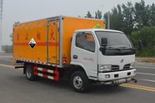 多士星牌JHW5042XFWE型腐蚀性物品厢式运输车