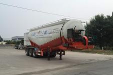 麟州9.1米32.2吨3轴下灰半挂车(YDZ9408GXH)